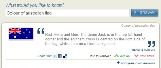 Colour-of-australian-flag-user-answer